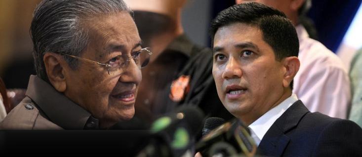 azmin-ali_Tun-Mahathir