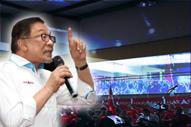 Anwar Ibrahim-Pakatan Harapan