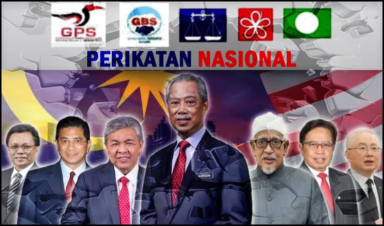 Perikatan Nasional (PN) Dijangka Akan Berpecah Sebaik Saja Menteri ...