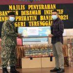 Sokongan MINDEF Ringankan Beban Mangsa Banjir Terengganu