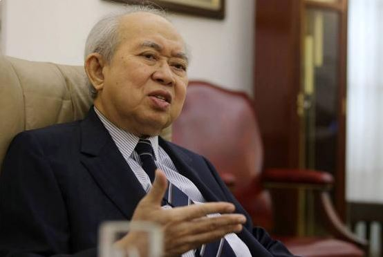 Ku Li - Tengku Razaleigh