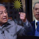 Mahathir nafi 'Bertanggungjawab' jadikan Muhyiddin PM