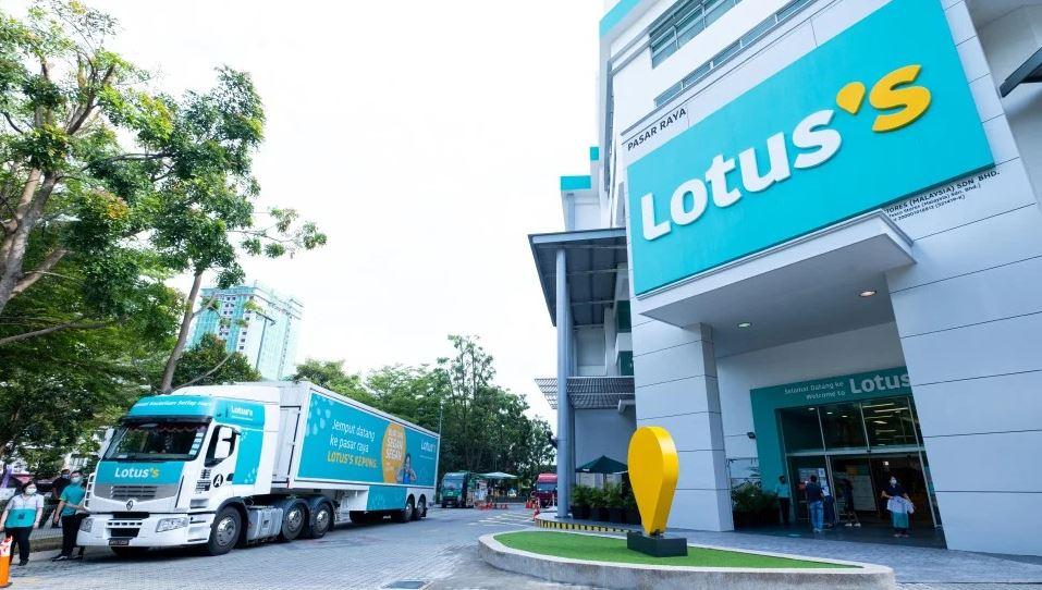 Lotuss Stores Malaysia Sdn Bhd