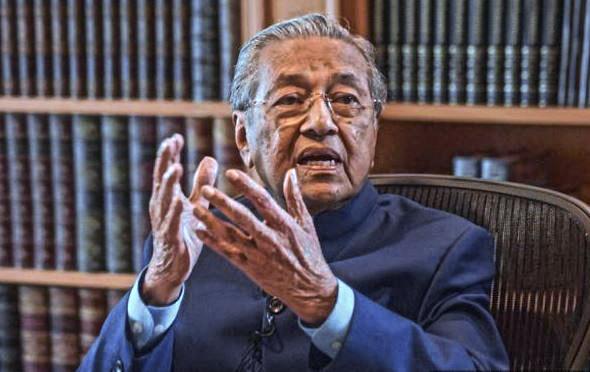Mahathir - Dr M