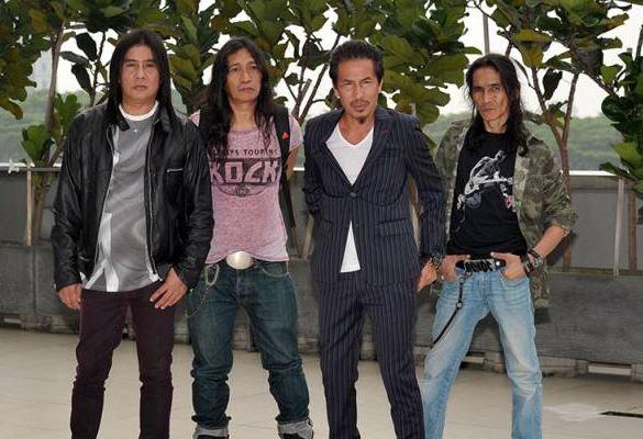 Search Rock Band Malaysia