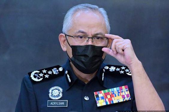 Acryl Sani Abdullah Sani - Ketua Polis Negara - KPN