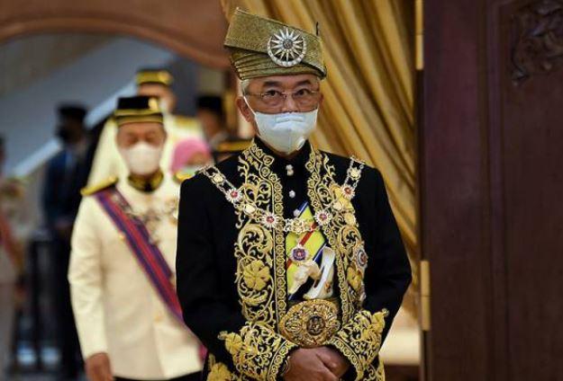 Agong - Al-Sultan Abdullah Ri'ayatuddin Al-Mustafa Billah Shah