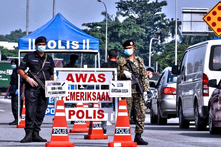 Polis Malaysia