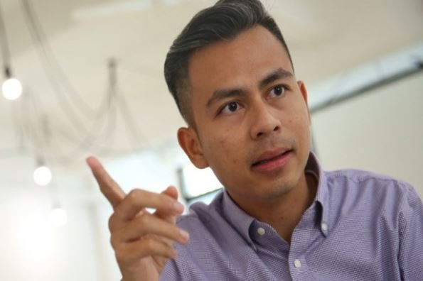 Ahmad Fahmi Mohamed Fadzil - Pengarah Komunikasi PKR