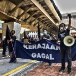 #Lawan - Protes Himpunan Berbaju HItam - Kerajaan Gagal