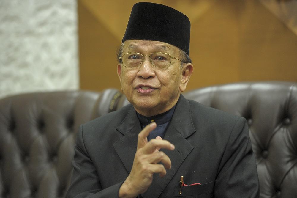 Tan Sri Rais Yatim - Dewan Negara Speaker