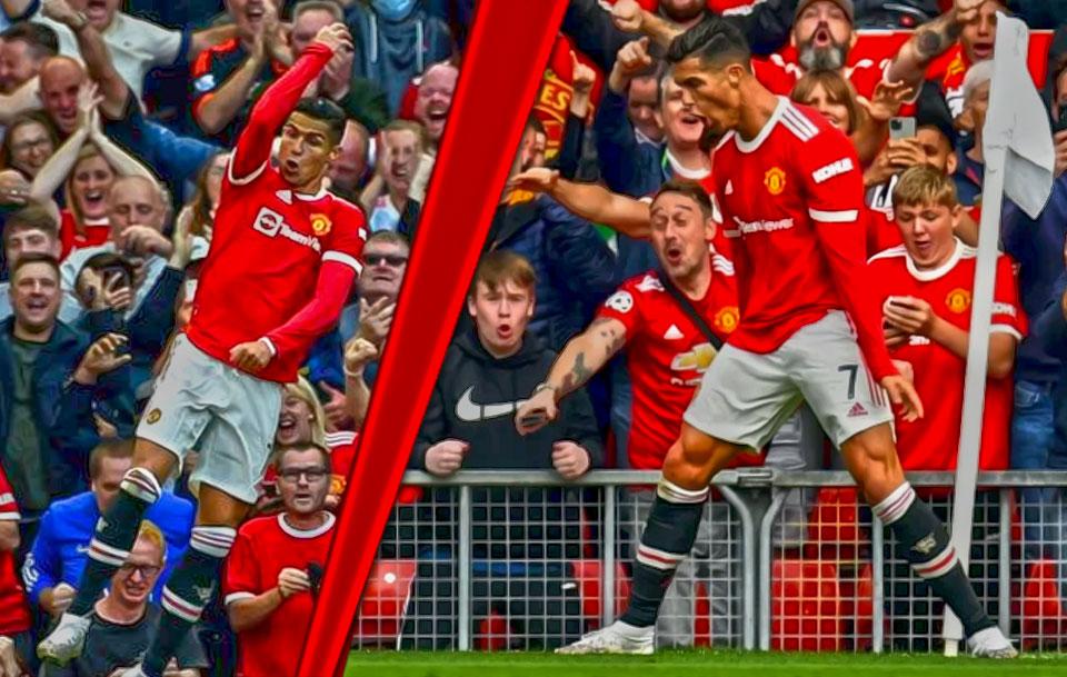 Cristiano-Ronaldo CR7 - Manchester United