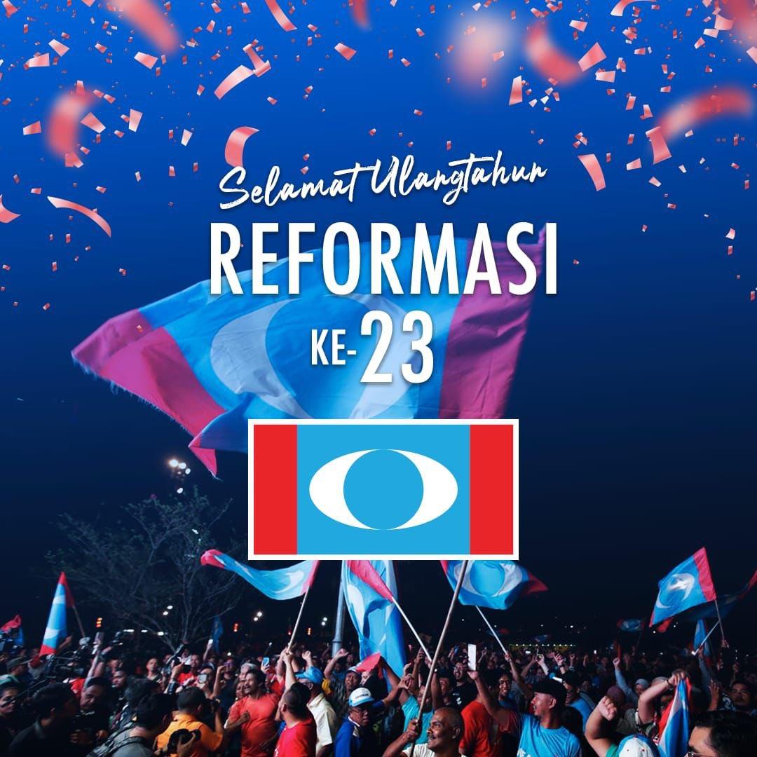 Gelombang Reformasi - Keadilan Malaysia